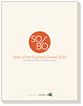 State of the Business Owner 2013 - full report PDF